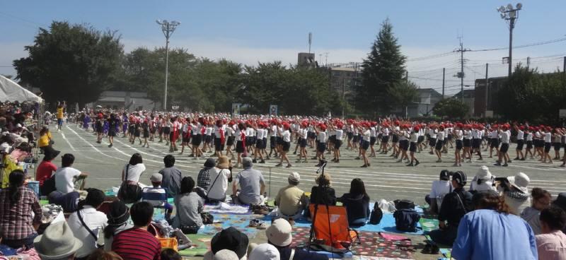 第55回小平第六小学校運動会_f0059673_173527.jpg