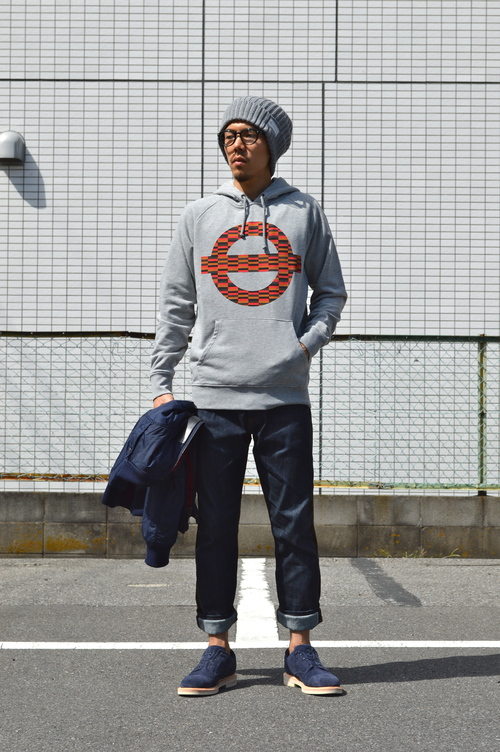 SOPHNET. × Roundel by London Underground - Military Street Mix!!_c0079892_19145270.jpg