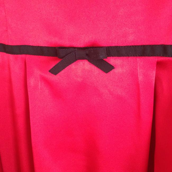 半袖の赤いドレスワンピース (フルオーダー)_b0199696_1732399.jpg