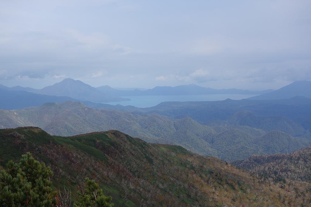 徳舜瞥山とホロホロ山、9月28日_f0138096_22353324.jpg