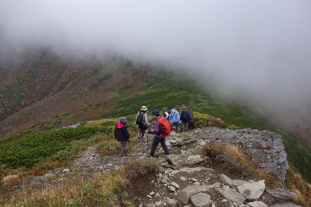 徳舜瞥山とホロホロ山、9月28日_f0138096_2235729.jpg