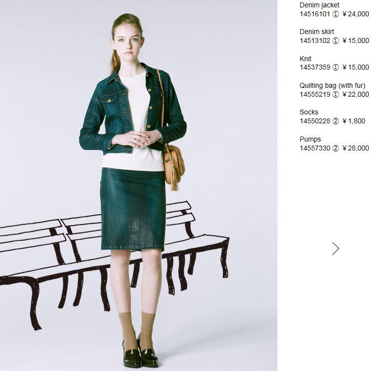 2014 LOUNIE Autumn Collection~カタログ編~_f0237698_10262053.jpg