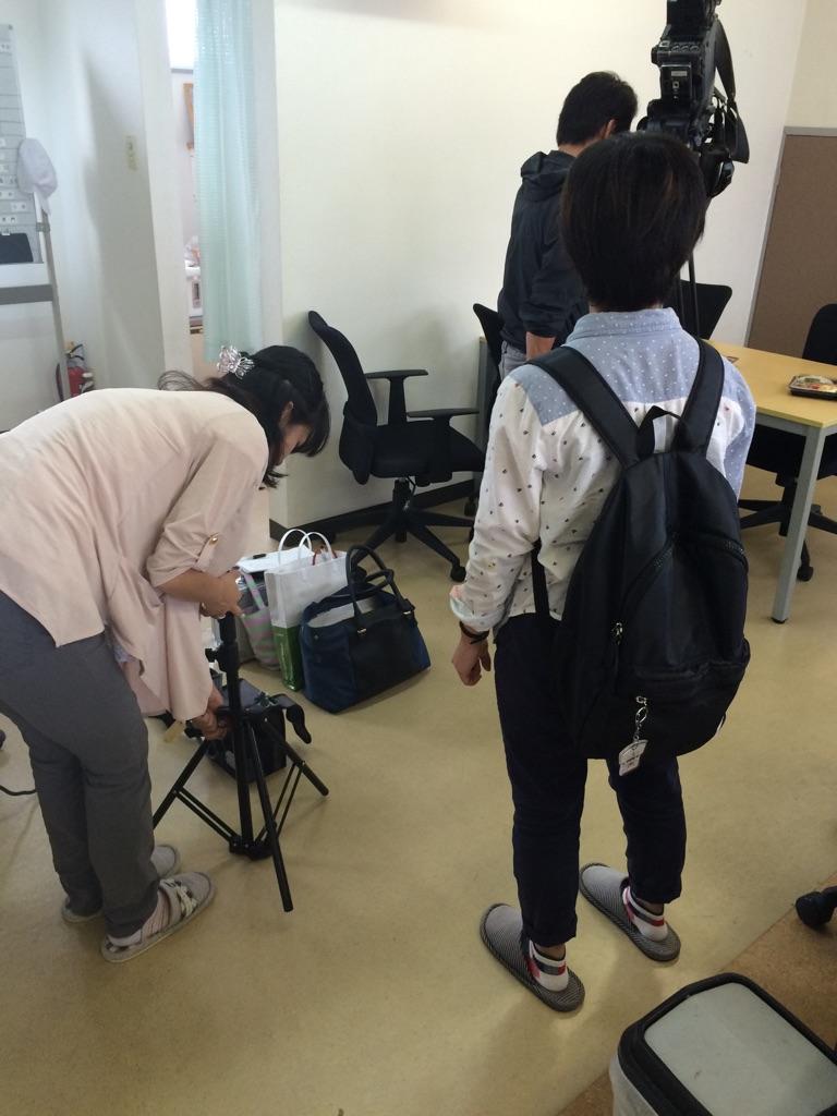 テレビ取材!!_c0195011_15221623.jpg