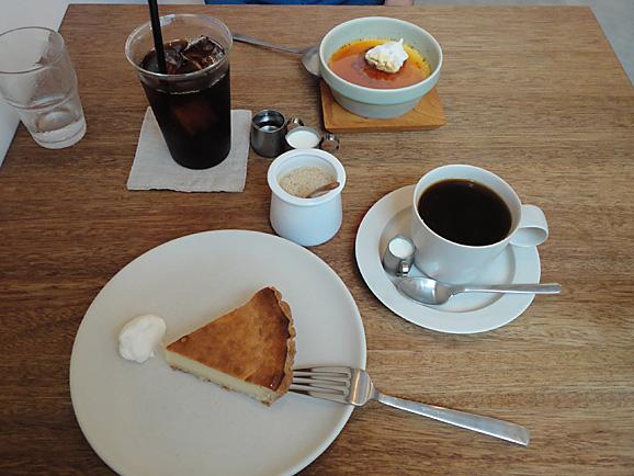 cafe634でランチ&デザート_e0230011_17434135.jpg