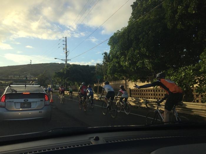 2014 9月 ハワイ (7)  朝から大変なドライブになってしまいました_f0062122_6341564.jpg