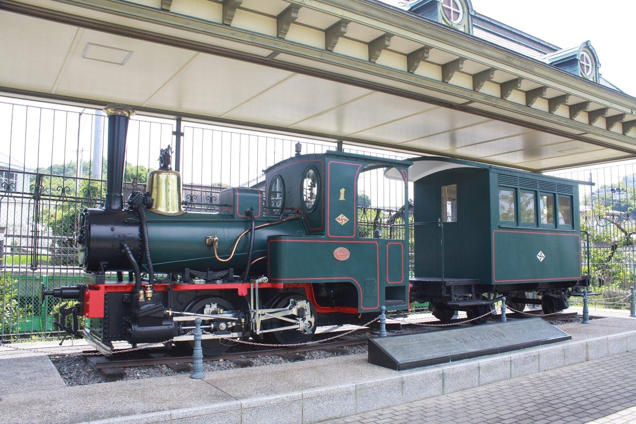 伊予鉄(市内線)5~坊っちゃん列車~_e0283532_694679.jpg