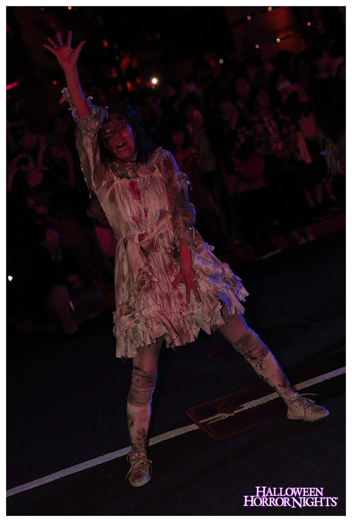 Halloween Horror Night ゾンビモブ_c0118543_22184882.jpg