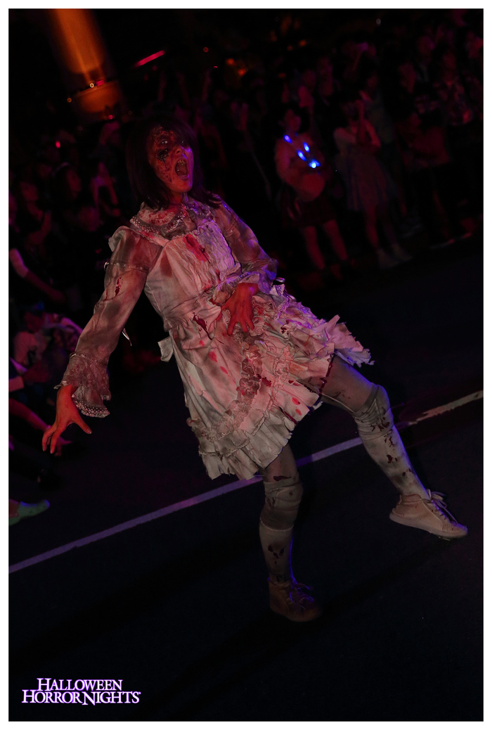 Halloween Horror Night ゾンビモブ_c0118543_22193739.jpg