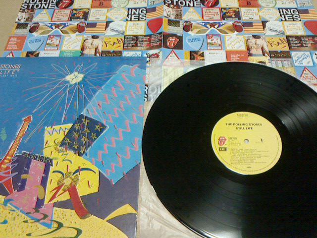 "\""Still Life\""(American Concert 1981) / The Rolling Stones_c0104445_23334990.jpg"