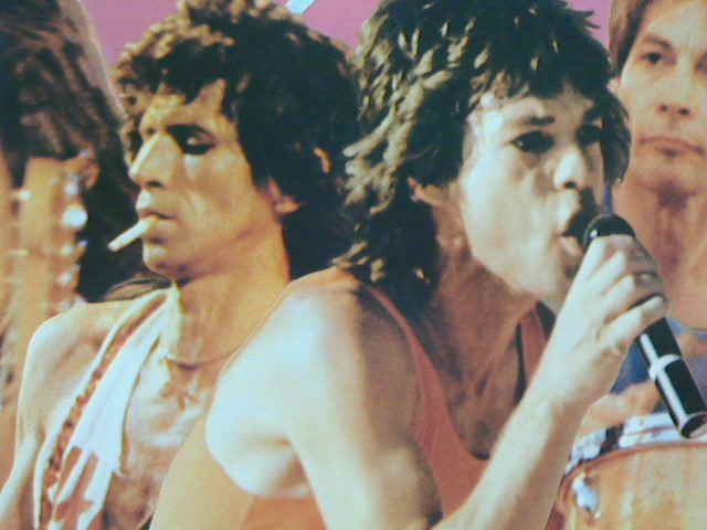 "\""Still Life\""(American Concert 1981) / The Rolling Stones_c0104445_23341928.jpg"