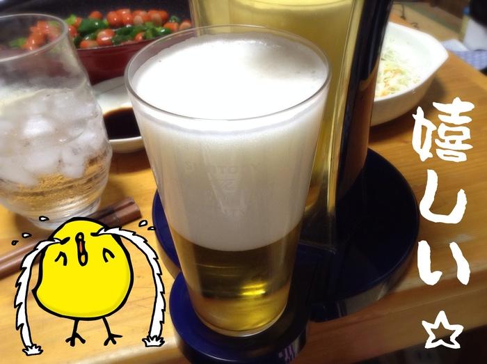 超クリーミー泡サーバー☆☆☆_f0183846_1932574.jpg