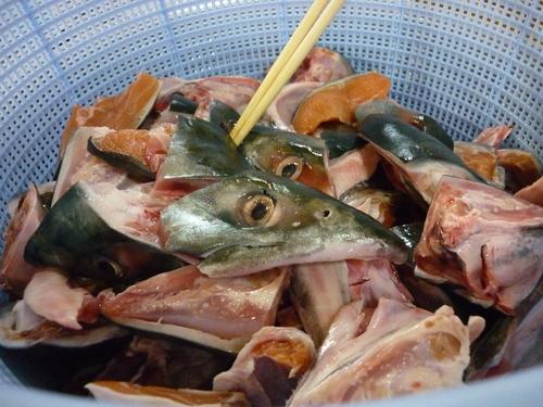 ~鮭の粗汁~_d0195052_10564355.jpg