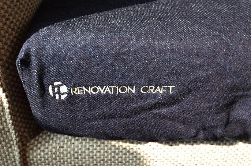 持込みのソファーカバーにオリジナルロゴを刺繍_e0260759_12375266.jpg