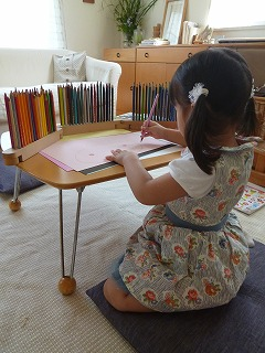color pencil    お絵かき♪_a0165160_06220437.jpg