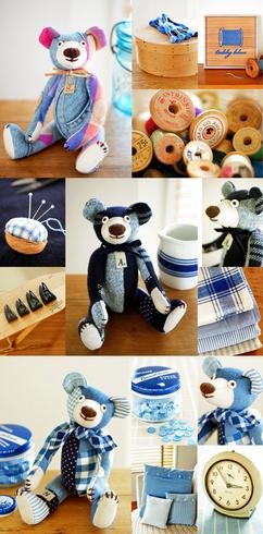 teddy blue website 1st anniversary サイトオープン1周年!_e0253364_1802936.jpg