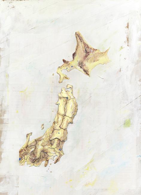Japanese map_c0154575_828176.jpg