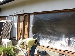 窓サッシ改装工事_e0190287_23182594.jpg