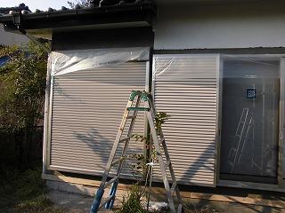 窓サッシ改装工事_e0190287_23185527.jpg