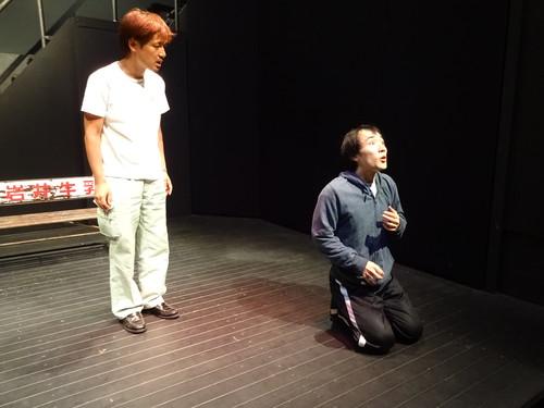 ■9月28日(日)アカルイミライ  稽古&作業&Mi     byナオ_a0137796_18125149.jpg