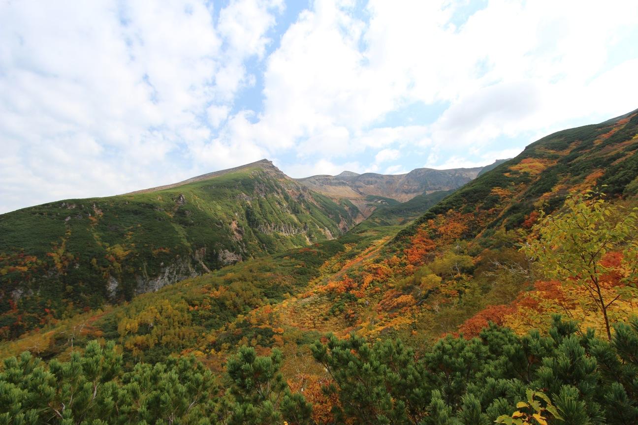 三段山の紅葉_f0138096_18224593.jpg