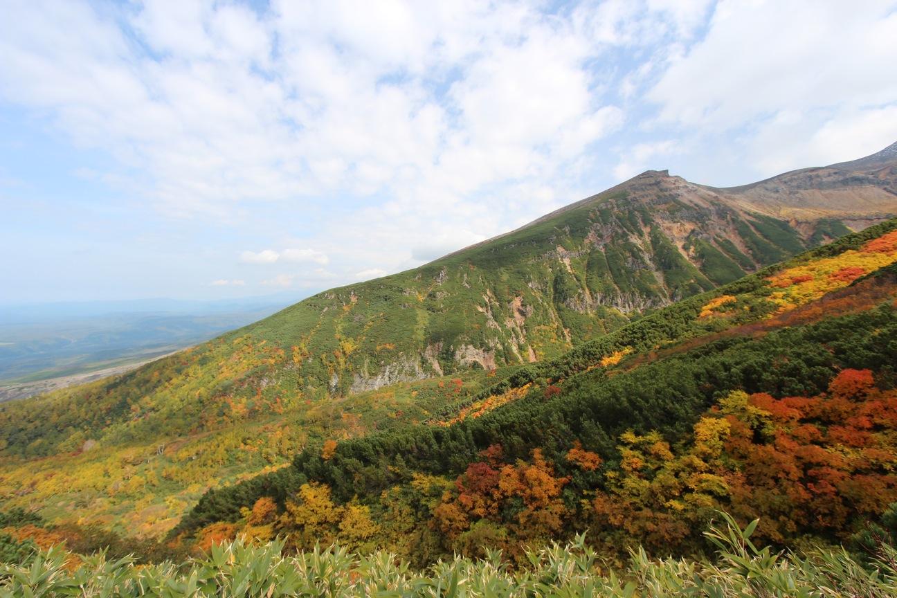 三段山の紅葉_f0138096_1823088.jpg