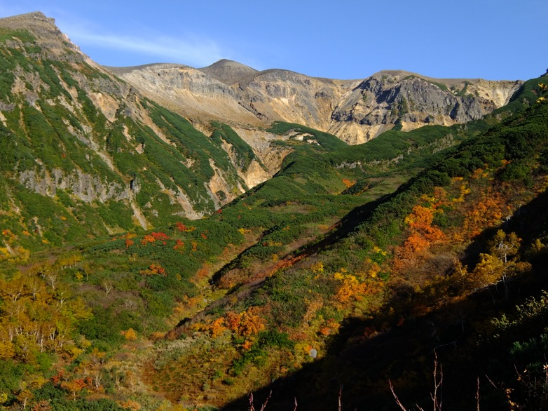 三段山の紅葉_f0138096_18232494.jpg