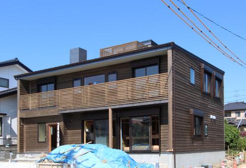 仙台八幡の家:内装、外構打合せ_e0054299_14011449.jpg