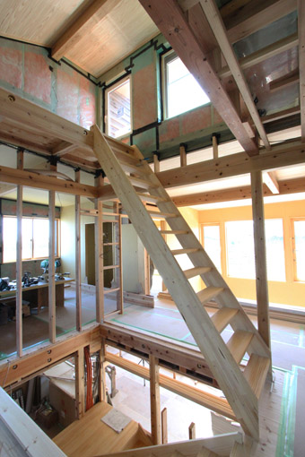 仙台八幡の家:内装、外構打合せ_e0054299_14023525.jpg