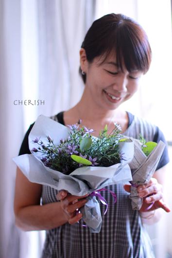 笑顔をもたらす香りのブーケ_b0208604_08275338.jpg