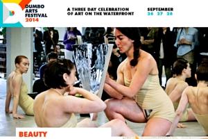ダンボ・アート・フェスティバルで見かけた「BEAUTY」(美しさ)というモダン・ダンス_b0007805_1093742.jpg