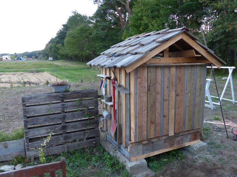 小屋造り。。_a0288621_08584334.jpg