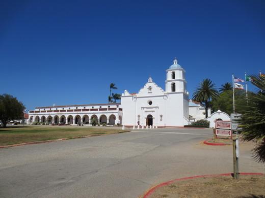 第18堂San Luis Rey de Francia_e0131324_212112.jpg