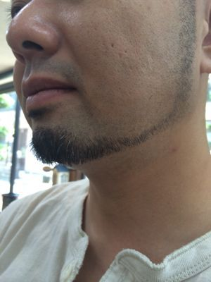beard style vo.55 『Beard classic in our shop』_e0100332_10232865.jpg