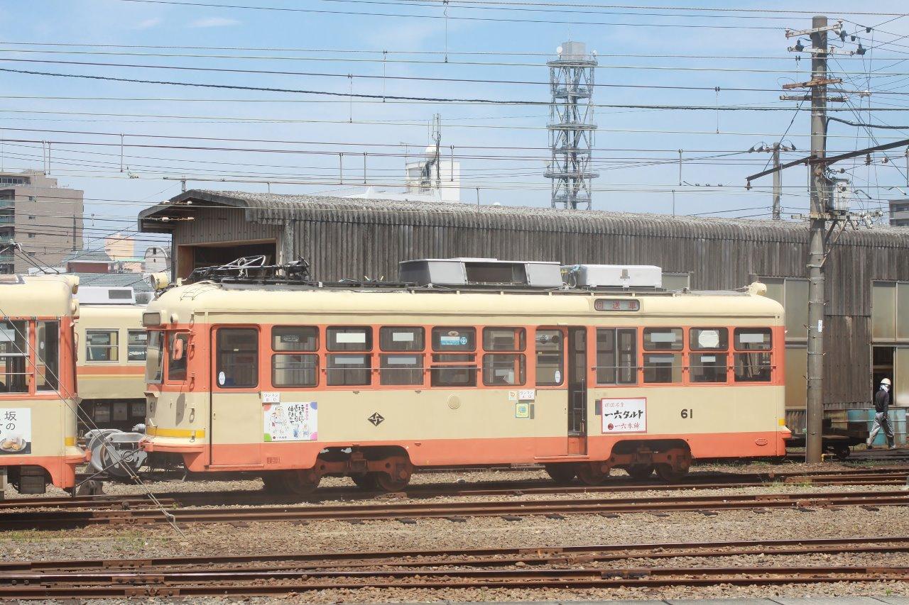 古町車両工場3~さよならモハ2003とモハ61~_e0283532_5523215.jpg