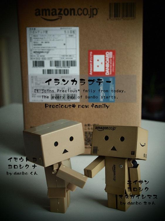 Precious* new family。_c0101341_16133880.jpg
