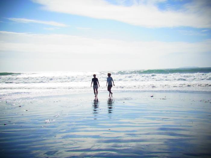 波がある海も大好き、波がない海も大好き。_c0067646_64080.jpg
