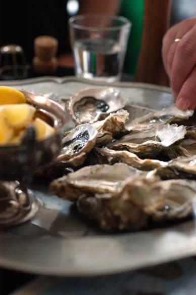 牡蠣&トリュフル&ワイン Oysters & Truffel & Wine_d0047851_314994.jpg
