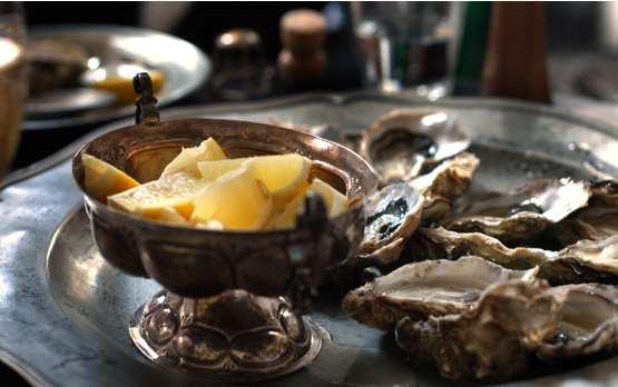 牡蠣&トリュフル&ワイン Oysters & Truffel & Wine_d0047851_33598.jpg