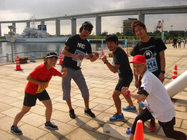 海王丸ハーフマラソン☆_e0153952_18443853.jpg