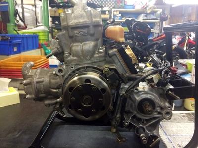 NSRエンジン完成!_e0114857_5565679.jpg