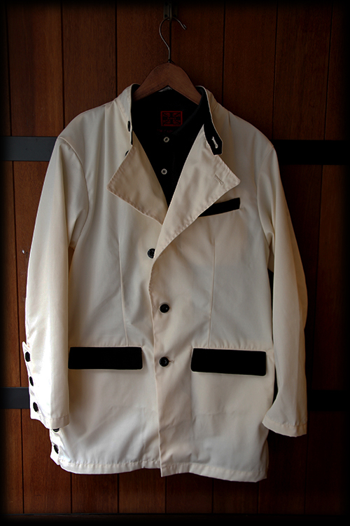 "RALEIGH ""BUILT THE CITY WITH ROCK'N'ROLL"" TAILORED JACKET 入荷しました。_e0325662_18225691.jpg"