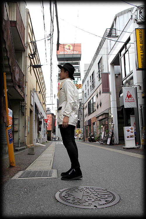 "RALEIGH ""BUILT THE CITY WITH ROCK'N'ROLL"" TAILORED JACKET 入荷しました。_e0325662_18345201.jpg"