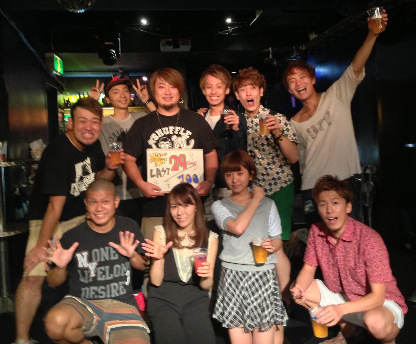 LOVEフェス@東京スカイツリー、 nakashima presents 北海道 & 沖縄 そして東京の奇跡ありがとう!_e0261371_00292395.jpg