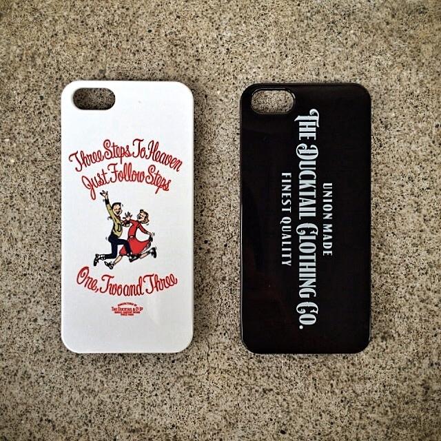 DUCKTAIL CLOTHING iPhone CASE入荷_c0187573_20295735.jpg