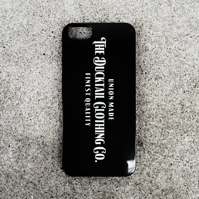 DUCKTAIL CLOTHING iPhone CASE入荷_c0187573_20295962.jpg