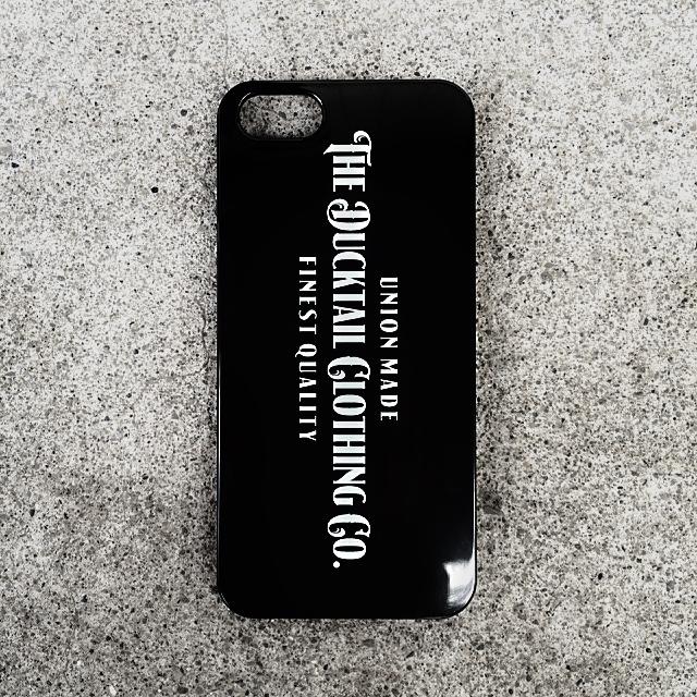 DUCKTAIL CLOTHING iPhone CASE入荷_c0187573_20295962.jpg
