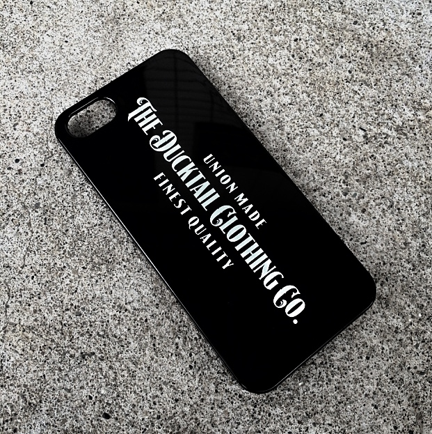DUCKTAIL CLOTHING iPhone CASE入荷_c0187573_2030164.jpg