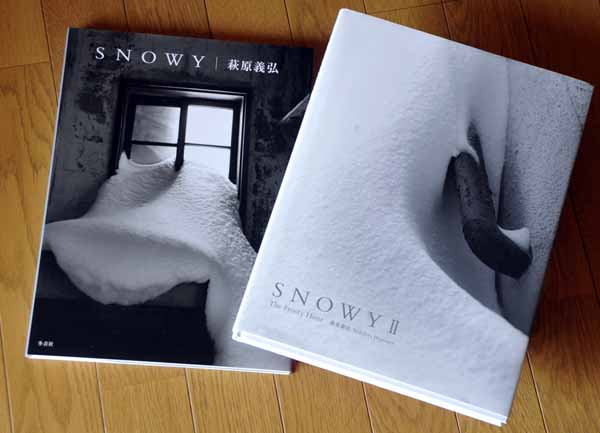 「SNOWYⅡ・the frosty hour」を出版_f0173596_13522828.jpg