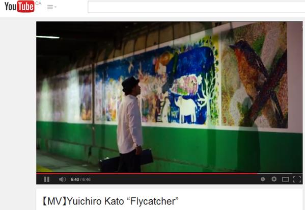 加藤雄一郎さんのニューアルバム 【Flycatcher】_d0145899_1731279.png