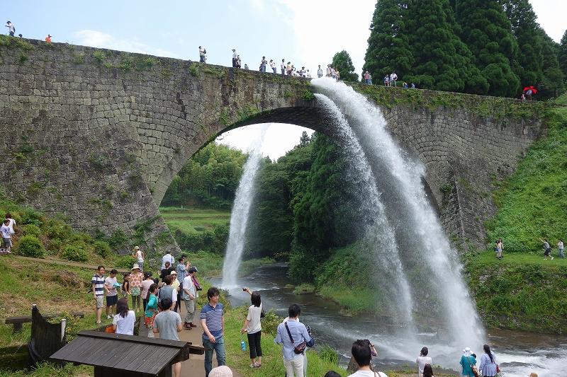 石橋と実用の美 -通潤橋と霊台橋-_d0116009_713717.jpg